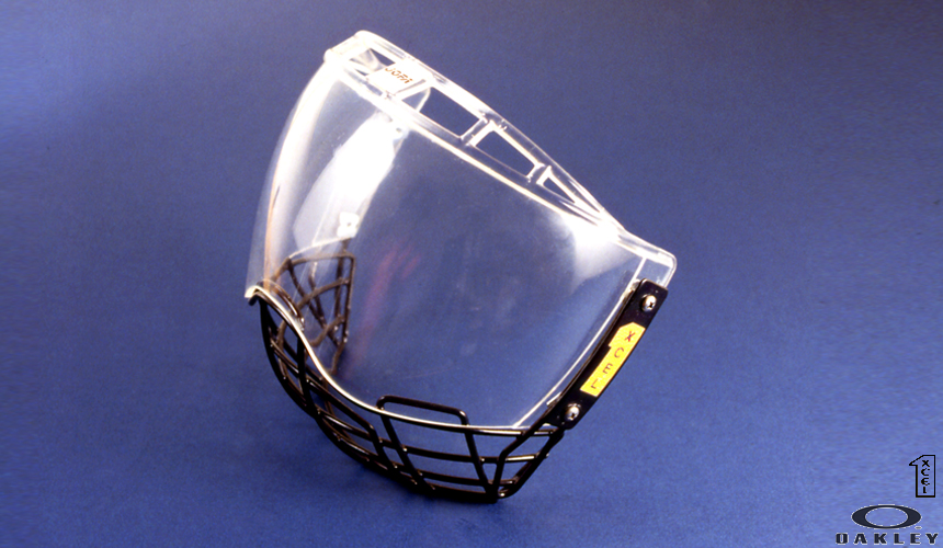 oakley visor i9r7  purple oakley football visor